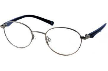 Timberland TB5042 Eyeglass Frames - Shiny Gun Metal Frame Color