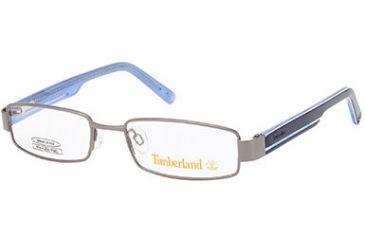 Timberland TB5047 Eyeglass Frames - Shiny Gun Metal Frame Color