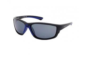 Timberland TB9046 Sunglasses - Shiny Black / Smoke Frame Color