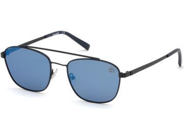 a4a61ed46625 Timberland TB9168 Sunglasses - Matte Black Frame Color