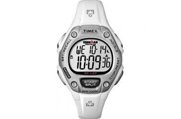 Timex  Ironman Midsize 30lp-wht T5K5159J