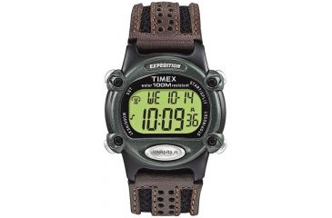 Timex  Mens Chrono-nylon T48042