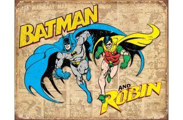 Tin Signs Batman & Robin Tin Sign TSN1826