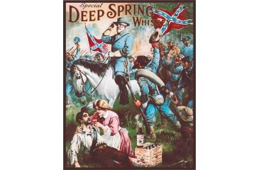 Tin Signs Deep Spring Whiskey Tin Sign TSN0390