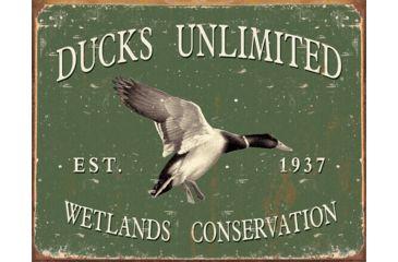 Tin Signs Ducks Unlimited Sign, Since 1937 TSN1388