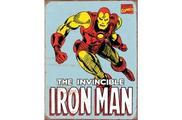 Tin Signs Iron Man Retro Tin Sign TSN1650