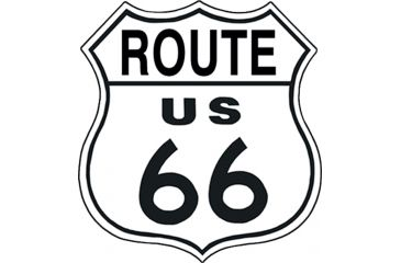 Tin Signs Route 66 Shield Tin Sign TSN0679