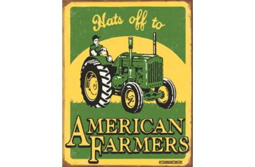 Tin Signs Schonberg Sign, American Farmer TSN1173