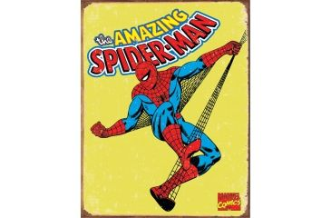 Tin Signs Spiderman - Retro Tin Sign TSN1437