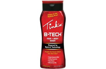 Tinks B-Tech, Hair and Body Soap, 10oz. W5933