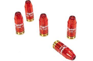 Tipton Pistol Snap Cap 40 S&W 5 Pack