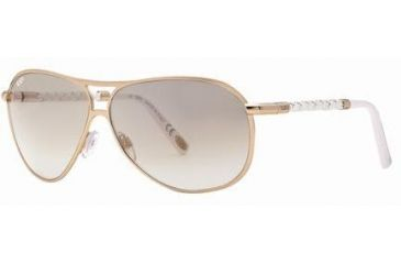 Tod's TO0008 Sunglasses - Shiny Rose Gold Frame Color