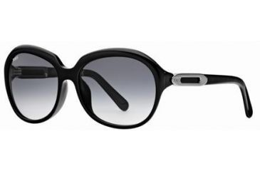 Tod's TO0018 Sunglasses - 01B Frame Color