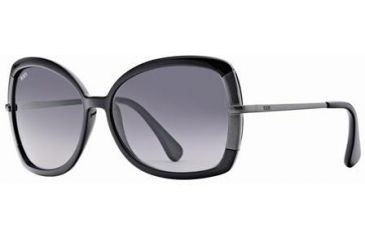 Tod's TO0023 Sunglasses - 01B Frame Color
