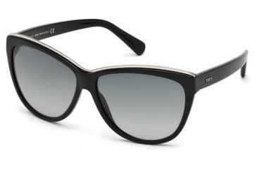 Tod's TO0094 Sunglasses - Black Frame Color