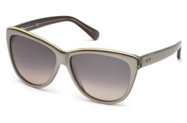 Tod's TO0094 Sunglasses - Bronze Frame Color