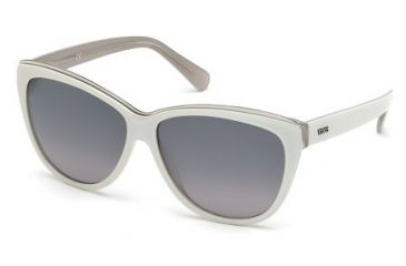 Tod's TO0094 Sunglasses - White Frame Color