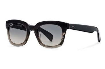 Tod's TO0121 Sunglasses - Grey Frame Color, Gradient Smoke Lens Color