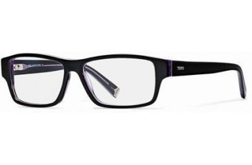 Tod's TO5001 Eyeglass Frames - Black Frame Color