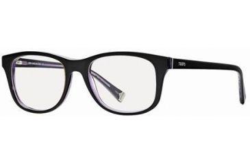 Tod's TO5002 Eyeglass Frames - Black Frame Color