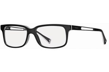 Tod's TO5004 Eyeglass Frames - Black Frame Color