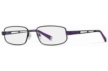 Tod's TO5008 Eyeglass Frames - Matte Black Frame Color