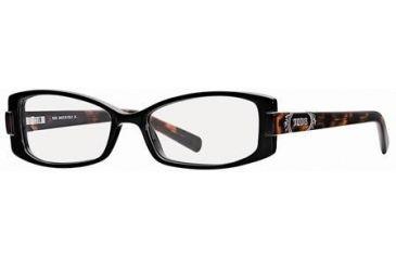 Tod's TO5014 Eyeglass Frames - Black Frame Color