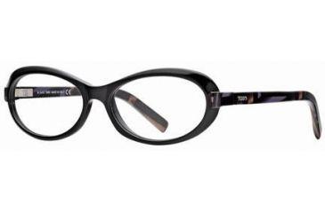 Tod's TO5029 Eyeglass Frames - Black Frame Color