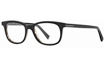 Tod's TO5040 Eyeglass Frames - Black Frame Color