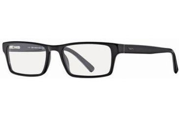 Tod's TO5042 Eyeglass Frames - Shiny Black Frame Color