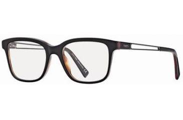 Tod's TO5050 Eyeglass Frames - Black Frame Color