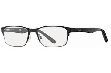 Tod's TO5052 Eyeglass Frames - Matte Black Frame Color