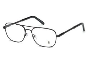 Tod's TO5061 Eyeglass Frames - Matte Black Frame Color