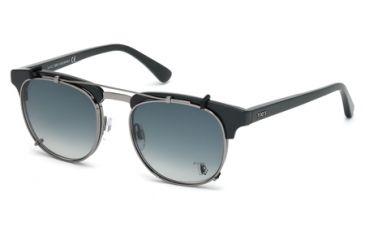 Tod's TO5091 Eyeglass Frames - Grey Frame Color