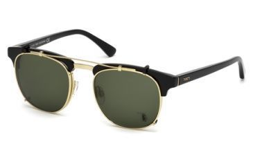 Tod's TO5091 Eyeglass Frames - Shiny Black Frame Color