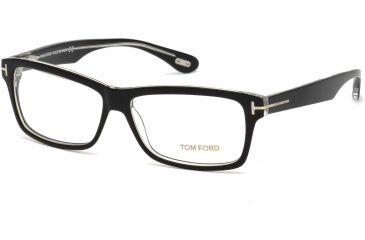 9aeec2e7c6 Tom Ford FT5146 Eyeglass Frames - Black Frame Color