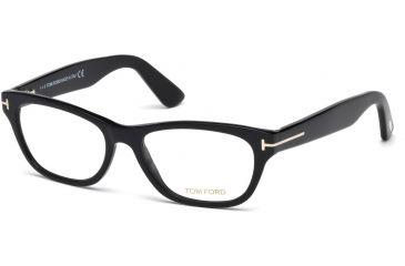955e0d6c593c Tom Ford FT5425 Eyeglass Frames - Shiny Black Frame Color