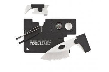 Tool Logic Credit Card Companion With Compass Main
