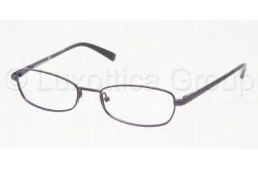 Tory Burch TY1009 SV Prescription Eyeglasses Navy Frame / 51 mm Prescription Lenses, 122-5117