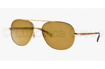 Tory Burch TY 6001 Sunglasses Styles Gold Frame, 101-97-5916