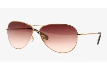 Tory Burch TY 6006 Sunglasses Styles Gold Frame, 101-84-6011