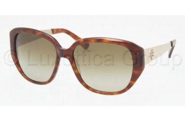 Tory Burch TY7014 TY7014 Single Vision Prescription Sunglasses TY7014-502-13-5716 - Lens Diameter: 57 mm