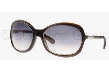 Tory Burch TORY M012A TY9001 Progressive Prescription Sunglasses TY9001-519-8G-6017 - Lens Diameter: 60 mm, Frame Color: Olive