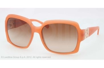 Tory Burch TY 9027 TY9027 Single Vision Prescription Sunglasses TY9027-122213-59 - Lens Diameter 59 mm, Lens Diameter 59 mm, Frame Color Matte Orange