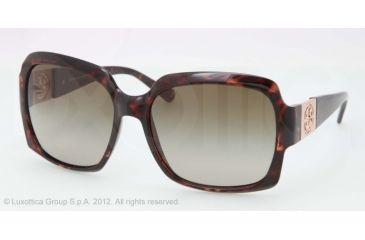 Tory Burch TY 9027 TY9027 Single Vision Prescription Sunglasses TY9027-51013-59 - Lens Diameter 59 mm, Lens Diameter 59 mm, Frame Color Tortoise