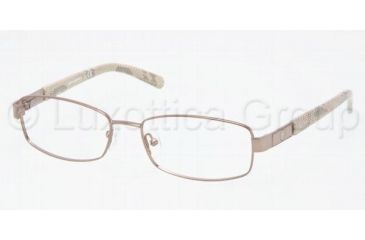 Tory Burch TY1018 Bifocal Prescription Eyeglasses 117-5116 - Khaki