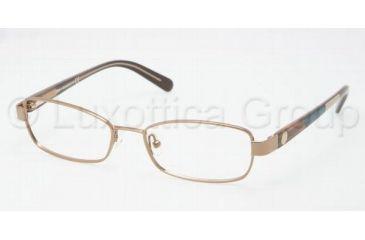 Tory Burch TY1027 TY1027 Single Vision Prescription Eyeglasses 116-5217 - Taupe Frame