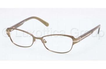 Tory Burch TY1028 TY1028 Bifocal Prescription Eyeglasses 182-5016 - Olive Frame
