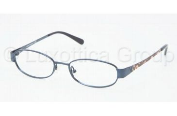 Tory Burch TY1029 Eyeglass Frames 414-4916 - Navy Frame, Demo Lens Lenses