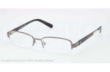 Tory Burch TY1031 TY1031 Eyeglass Frames 103-50 - Gunmetal Frame, Demo Lens Lenses